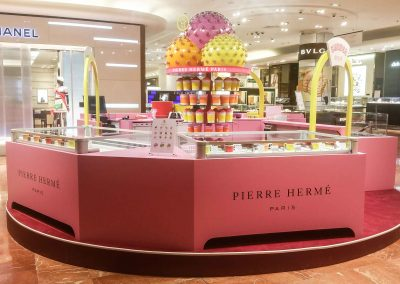 Installations frigorifiques pour Pierre Herme par Fmi