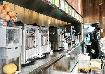 Machine à glace Spaceman distribué par Fmi
